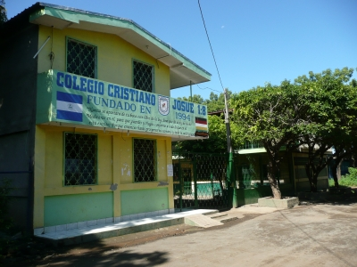 The school attended by the Orphanage children