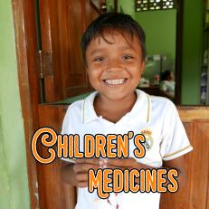 Children's medicines gift