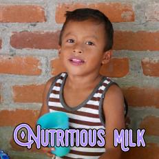 Nutritious milk gift