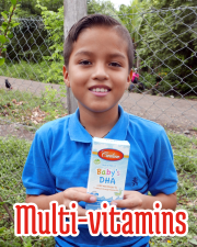 Multivitamins gift