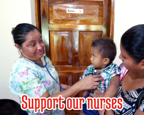 Support our nurses gift