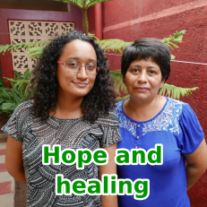 Hope and healing gift