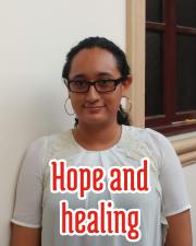 Hope and healing gift